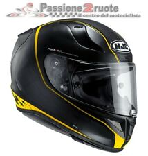 Casco integrale moto Hjc Rpha 11 Riberte mc-3sf visiera smoke inclusa