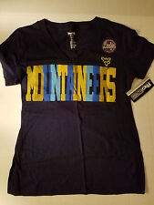 Pro Edge West Virginia Mountaineers Women's T-Shirt Size S  M NWT