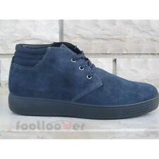 Scarpe Igi&Co Uomo 67291 00 Sneakers Suede Comfort Made in Italy Galles Blue