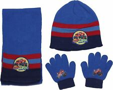 Blaze and The Monster Machines Winter Hat Scarf and Glove Set By BestTrend
