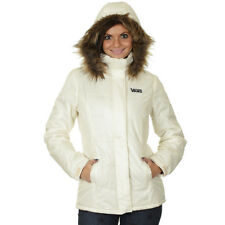 VANS Bypass Puffer With Fur Damen Winterjacke Steppjacke