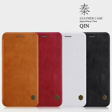 "100%Original Nillkin QIN Leather Flip Cover Case for Apple iPhone 7 Plus (5.5"")"