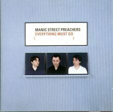 Manic Street Preachers - Everything Must Go (1996) VG/VG+