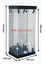 """Mb-1 Display Box Acrylic Case Led Light House For 12"""" 1/6Th Scale X-Men Wolverin"""