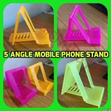 ★5 Angle Adjustable Foldable Mobile Phone Stand Holder for★ XOLO A500 ★