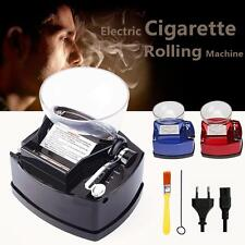 Electric Cigarette Rolling Machine Tobacco Roller Automatic Injector X-mas OF