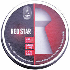 BSA Red Star PELLETS Airgun Air Rifle 177 22 Air Rifle Shooting 4.5 5.5
