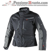 Dainese Sandstorm negro Gore-tex moto chaqueta impermeable y respirable