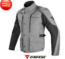 Chaqueta Dainese Tempest D-dry castle-rock negro dark motorrad impermeable
