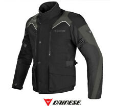 Chaqueta Dainese Tempest D-dry black dark moto berlina touring impermeable 4