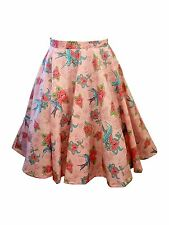 Peggy Tattoo Pin Up Rockabilly Full Circle Skirt