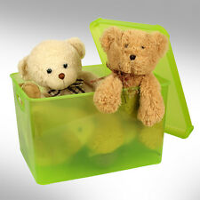 CURVER Stackable Box with lid Storage box Plastic box box COLOURS CHILDREN