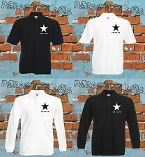 David BOWIE Blackstar POLO CAMISA ROCKSTAR