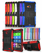 Sony Xperia X Compact / F5321 - Shockproof Tough Armour Case Cover &Pen