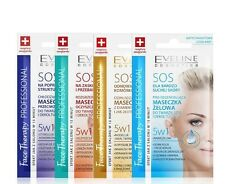 Eveline Sos Face Therapy Professional 5 in 1 Face Mask Anti Wrinkle Lifting