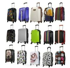 Kofferset various Motive Suitcase Trolley Set Hard case Polycarbonate ABS Travel