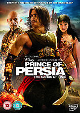 Prince Of Persia - The Sands Of Time (DVD, 2010)
