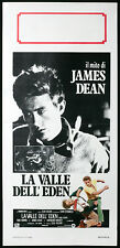 CINEMA-locandina LA VALLE DELL'EDEN james dean