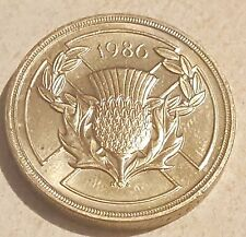 Queen Elizabeth II Two Pound Coins (1986-2014) - CHOOSE YOUR YEAR!
