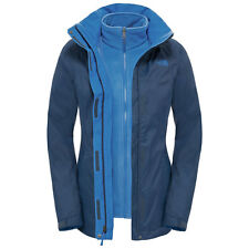 The North Face Women's Evolve II Triclimatic Jacket Doppeljacke Damen mit Fleece