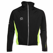 OPTIMUM Mens Nitebrite Roubaix Winter Running Cycling Jacket