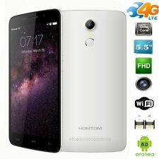 5.5 Zoll Handy HOMTOM HT17 4G Smartphone Ohne Vertrag Android6 Quad Core 1GB+8GB