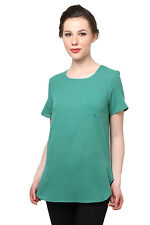 Moderno Green Solid Top (MOD173_Green)