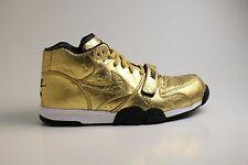 Nike Air Trainer 1 PRM QS NFL Football Metallic Gold 44,5 45 10,5 11 840169 700
