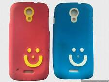For Micromax Canvas 2.2 A114 Back Cover Smiley Premium Quality Soft Silicon Case