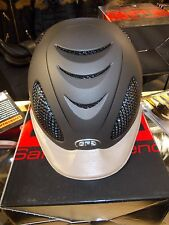 GPA SPEED AIR EVOLUTION HORSE RIDING HAT SAFETY HELMET LEATHER CE UNIEN1384-2012