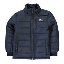 BNWT BOYS LEE COOPER NAVY PADDED JACKET