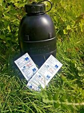 OASIS WATER PURIFICATION BRITISH ARMY NATO 1L MoD 17MG TABLETS LAST NEW STOCK
