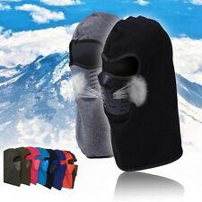 Windproof Motorcycle Full Face Mask Hat Neck Helmet Cap Thermal Balaclava Hat