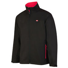 LEE COOPER BONDED SOFTSHELL JACKET - LCJKT450 TWO ZIP CLOSING HAND POCKETS