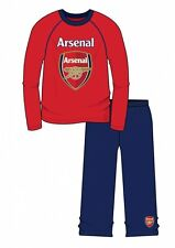 Boys Authentic Official Arsenal FC Football Pyjamas Age 2-12 Years