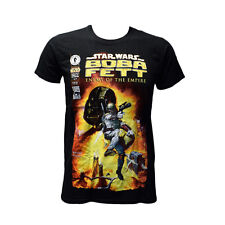 Official Star Wars Boba Fett Enemy of the Empire T-Shirt
