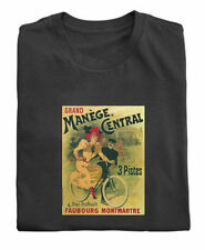 Grand Manège Central Advertisement Cotton T-Shirt