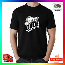 Bro Code Super Premium T-shirt Tee Stance Yolo Swag Ye Lad Cool Hype Di Tendenza