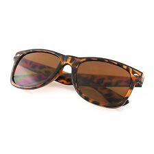 80'S NEW VINTAGE CLASSIC RETRO WAYFARER FASHION SUNGLASSES ALL COLORS