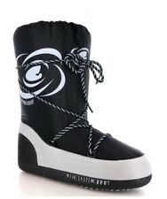 Doposci Boot Uomo Donna New System Boot Made in Italy col nero