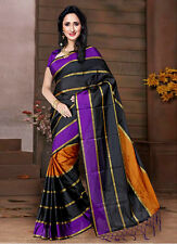 The Indian Traditional Wear For Women wama fashion Red cotton saris