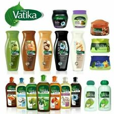 Vatika Naturals Hair Care Full Range *Oils*Mask*Shampoo*Styling Cream* NEW
