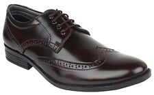 Guava brogue  Shoes - Brown