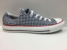 SCARPE SNEAKERS UNISEX CONVERSE ALL STAR ORIGINALE CT VICHY OX 115359 SHOES NEW