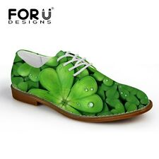 Forudesigns Men Oxford Shoes Synthetic Leather High Quality Casual Flats Pointed