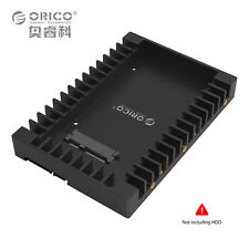 Orico 2.5 To 3.5 Inch Hard Drive Caddy Support Sata 3.0 Support 7 / 9.5 / 12.5Mm