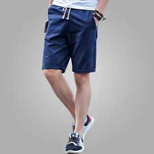 Newest Summer Casual Shorts Men Cotton Fashion Style Mens Shorts Bermuda Beach B