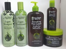 Hollywood Beauty Argan Hair Care Products**Range**