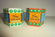 Tiger Balm large  21 ml     WHITE OR RED ** SPECIAL PRICE**  latest stock