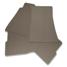 Mercedes benz sl 107 replacement ribbed floor mats rhd for Mercedes benz sl550 floor mats